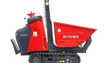 Hinowa Minidumper HS701